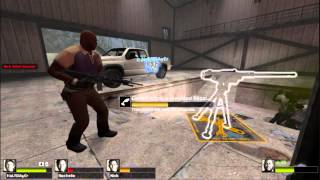 Left 4 Dead 2: Let's Build A Rocket - Part 2 -  Hd