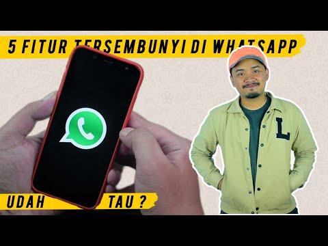 5 Fitur Whatsapp Yang Jarang Kamu Gunakan.