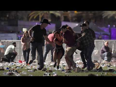 Angriff in Las Vegas: Grauenhaftes Blutbad auf Country-Festival am Strip
