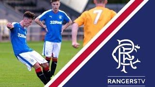 U20 REACTION | Jordan Thompson | Rangers 2-2 Motherwell
