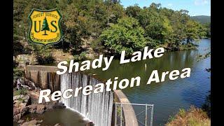 Shady Lake Recreation Area Arkansas - Aug 2017