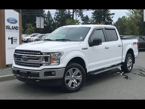 2019 Ford F-150 XLT 301A 3.5L SuperCrew Review  Island Ford