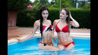 Fitness models using Instagram to pay their way through law school