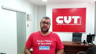 Rodrigo Rodrigues (Presidente CUT-DF) - Apoio Chapa 1 ADUnB Sempre Viva