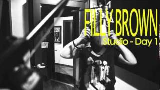 Filly Brown - At the studio