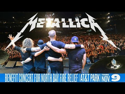 Metallica - Live at AT&T Park, San Francisco, CA, USA (2017) [AUDIO UPGRADE]