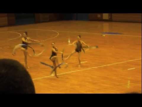 日本体育大学の新体操—Nippon Sport Science University—Rhythmic Gymnastics