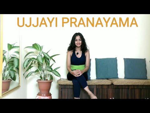 Ujjayi Pranayama Method