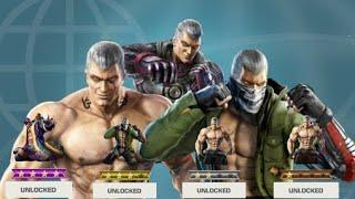 Unlocking 3* star Bryan fury!!! Tekken Mobile
