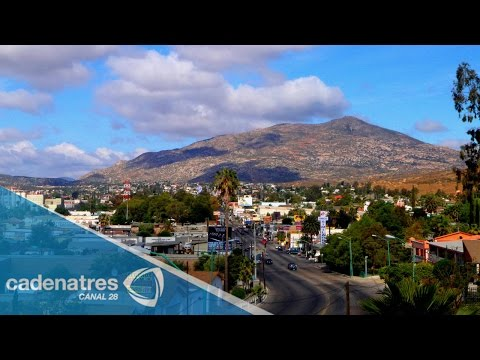 Tecate, Baja California Norte.  De Tour 20/09/14