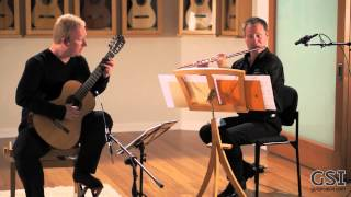 Noyce Morris Duo - Satie 'Tendrement' (2015 Jerome Casanova)