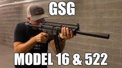 The GSG .22LR MP5 Clones