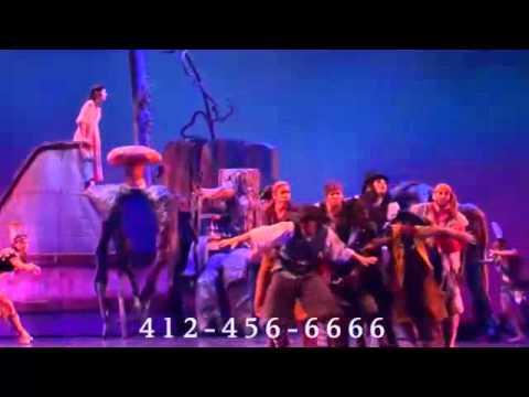 Peter Pan at Pittsburgh Musical Theater