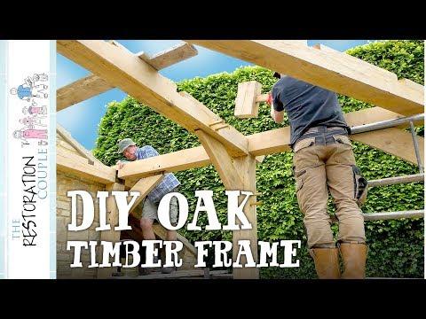raising-my-first-oak-timber-frame