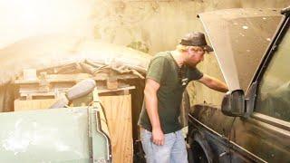 Ein neues Herz für unseren Land Rover Defender Willi   THE SUNNYSIDE