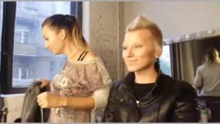 Fashion съёмка коллекции причёсок Татьяны Нитченко!