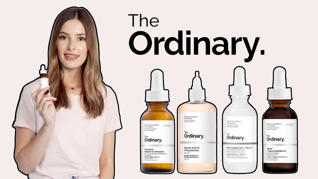 How Do I Layer The Ordinary Skincare Products