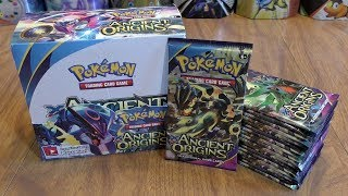 Ancient Origins Booster Box Opening Pt. 2