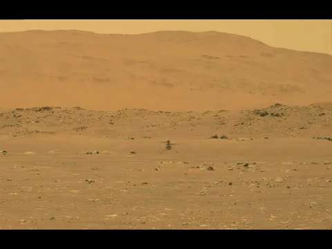 'Opens things up' for future of planet exploration: Dan Riskin on Mars Ingenuity