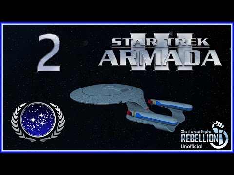 Star Trek Armada 3 (SOASE:R Mod) - The Dominion Wars Ep2