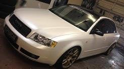 Pearl White Plasti Dip Car