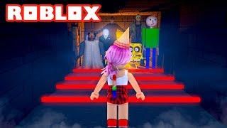 THE MOST DIFFERENT OBBY OF ROBLOX!! 💀☠️ Roblox Creepy Obby Español