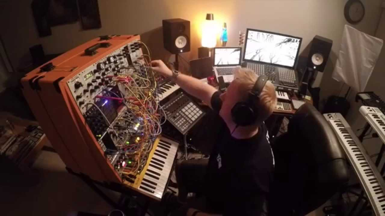 modular synth live performance the cartel obrienmedia youtube. Black Bedroom Furniture Sets. Home Design Ideas