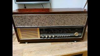 Oprava elektronkového rádia Videoton R4900 -1.díl- Diagnostika