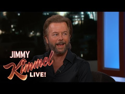 David Spade on Awkward Guy Ritchie Interview