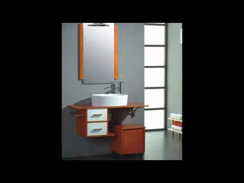 Modern Bath Vanity | Modern Bath Vanity Cabinets | Modern Bath Vanity Light