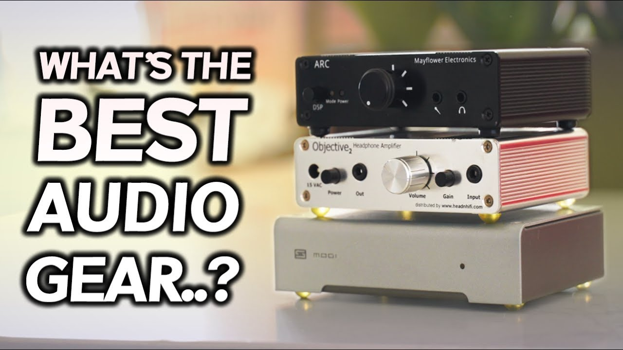 What HEADPHONES, MICS & AMPS Do I Use? Ft  Mayflower ARC DAC/AMP/ADC Combo