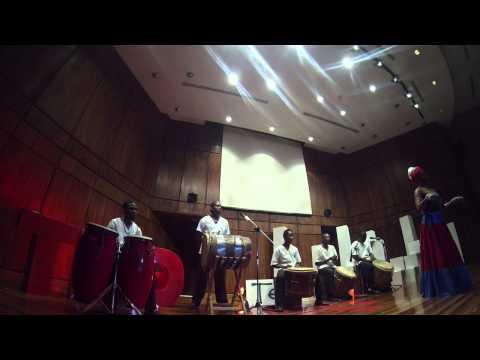 Performance Garifuna: Ashanty Crisanto at TEDxTegucigalpa