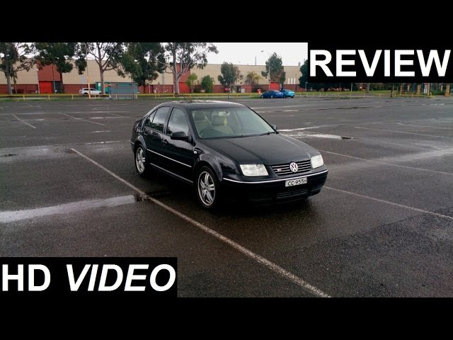 2003 volkswagen bora v6 4motion review