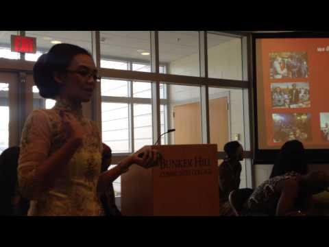 BHCC Community College Initiative Program Int'l Education Week Presentation
