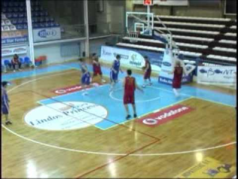 Alex Angelakos Full Highlight Video Part 1/3