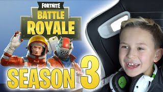 QUITE POSSIBLY THE WORST FORTNITE PLAYER ON YOUTUBE | FORTNITE SEASON 3 BATTLE PASS!