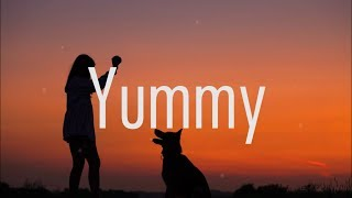 Gambar cover Justin Bieber - Yummy (Lyrics)