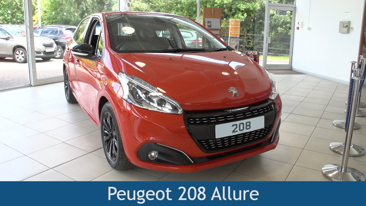 Peugeot 208 Allure 2015 Review Youtube