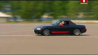 Тест-драйв Mazda MX-5 -- TIME-Attack.org.  Коробка передач