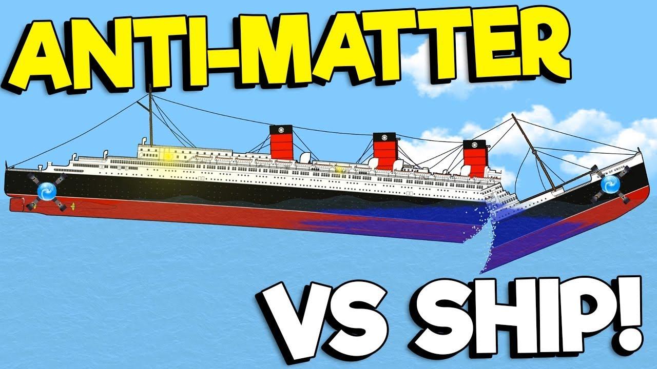 Roblox Titanic Legacy Kraken White Titan Playing Tiny Ships Simulator By Roby0044