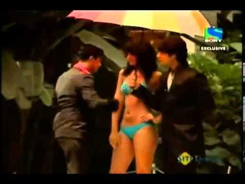 Telugu Actress Deeksha Seth In Bikini   YouTube