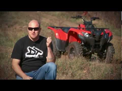 ATV Test Ride: Grizzly 300