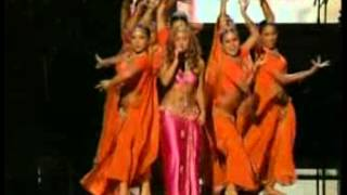 Shakira hips dont lie with indian tadka
