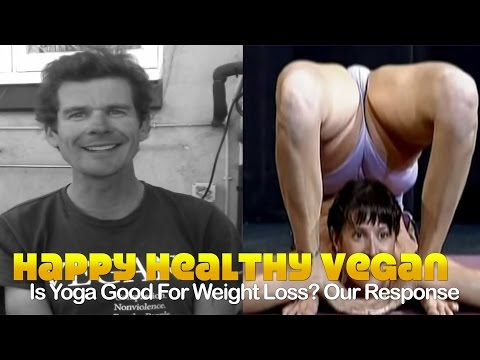 Response to Durianrider: Yoga Sux for Weight Loss