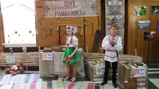 Выставка ''Цех Ремесленников'' РДК аг. Новка