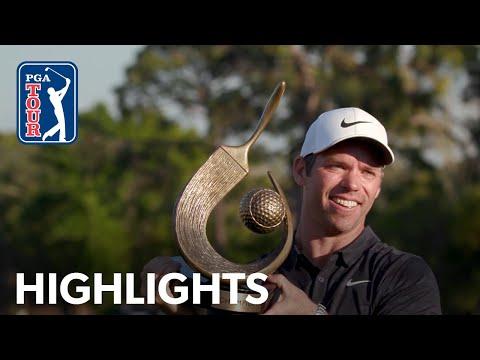 Paul Casey's winning highlights from Valspar 2019