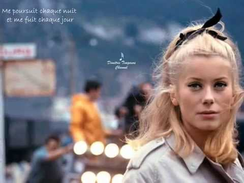 √♥ Les Parapluies de Cherbourg √ Monique Leyrac √ Michel Legrand 1964 √ Paroles