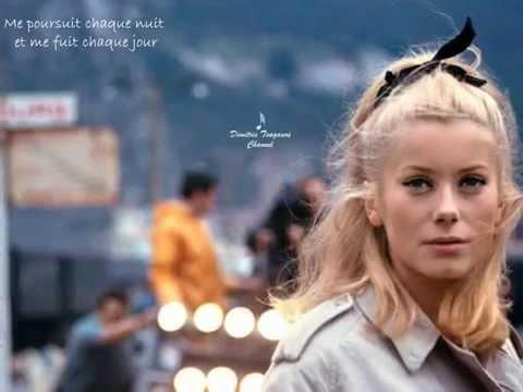 √♥ Les Parapluies de Cherbourg √ Monique Leyrac √ Michel Legrand 1964 √ Paroles