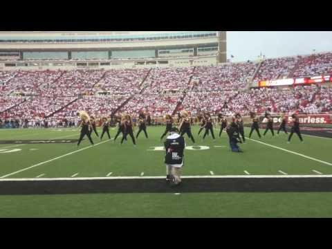 """Do It Like Me"" - Texas Tech Pom Squad"