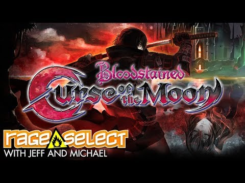Bloodstained: Curse of the Moon - The Dojo (Let's Play)